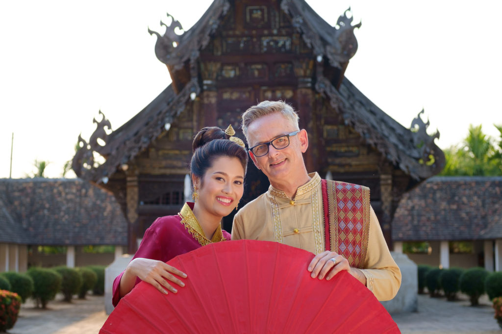 Pre Wedding Thai Dress Chiangmai